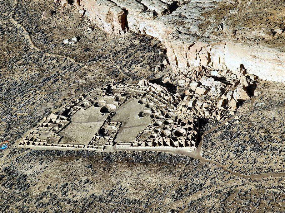 an image of Pueblo Bonito