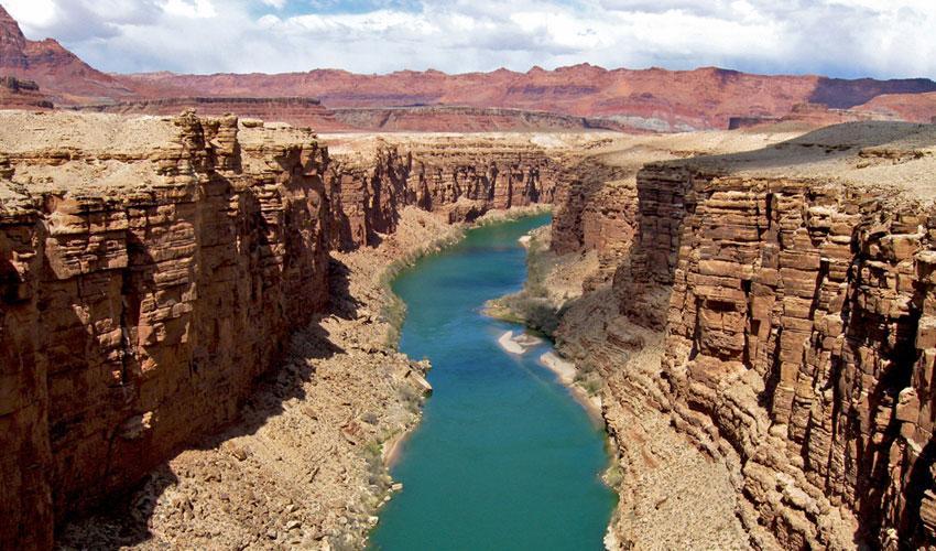 Colorado River in AZ