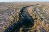 Colorado River at the Mexican border