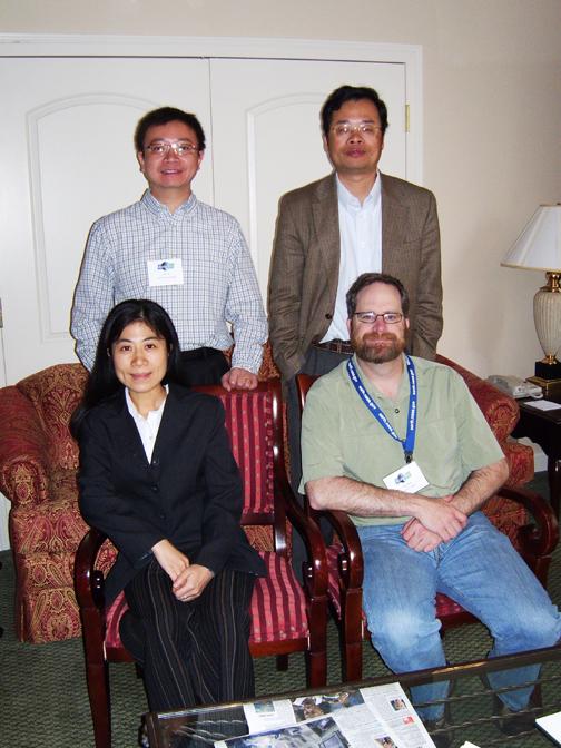 2008 GeoBrain AccessData Team