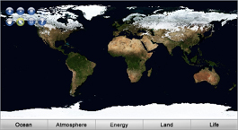 NASA's Blue Marble Visualization