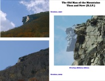 Figure 9: Old Man of the Mountain