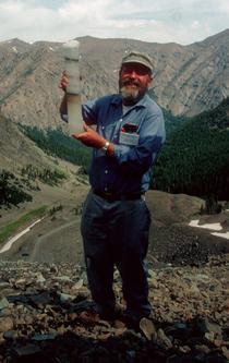 Galena Creek ice core