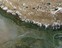 Fig. 1. The Himalayas
