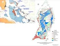 Figure 1: Maps-Bahamas, San Salvador
