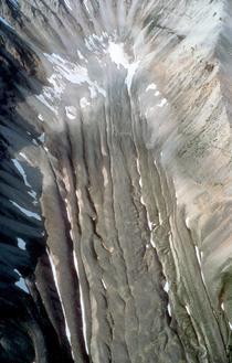 National Rock Glacier, Alaska