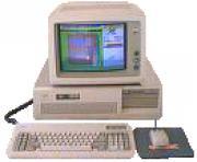 IBM AT 1985