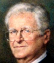 Portrait of Judge Skinner