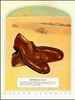Vintage advertisement for shoes